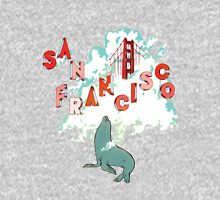 San Francisco Fog Unisex T-Shirt