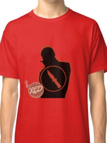 RED Spy - Team Fortress 2 Classic T-Shirt