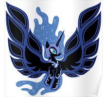 Firebird Nightmare Moon Poster