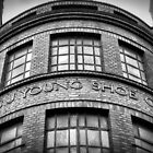 C.J. Young Shoe Co. Rundle Mall by Nick Egglington