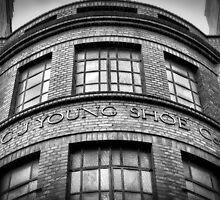 C.J. Young Shoe Co. Rundle Mall by Nick Griffin