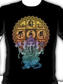 Ganesha Diamond Realm T-Shirt
