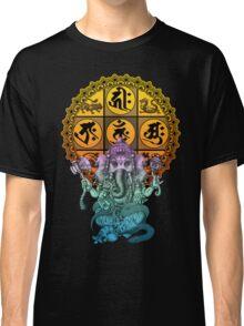 Ganesha Diamond Realm Classic T-Shirt