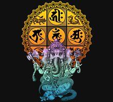 Ganesha Diamond Realm Unisex T-Shirt