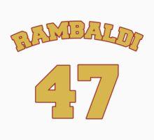 Number 47 by rckmniac