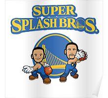 Super Splash Brothers  Poster