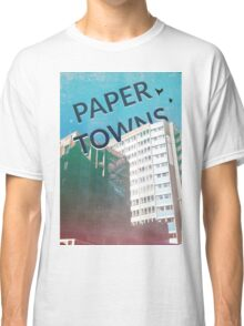 Get Lost Get Found, Paper Towns Classic T-Shirt