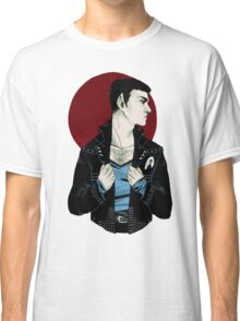 Punk!Spock Clear Classic T-Shirt