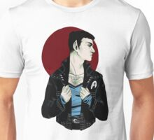 Punk!Spock Clear Unisex T-Shirt