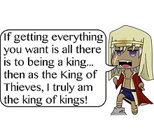 King of Thieves by kingamongknight