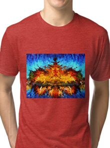 modern composition 11 by rafi talby Tri-blend T-Shirt