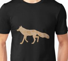 ~Fox~ Stained Silhouette Unisex T-Shirt