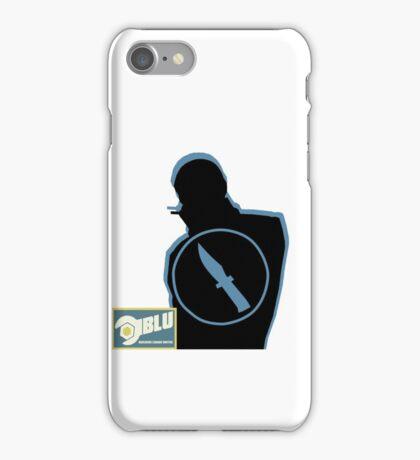 BLU Spy - Team Fortress 2 iPhone Case/Skin