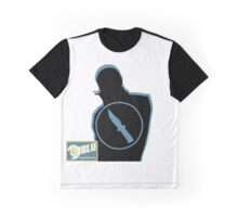 BLU Spy - Team Fortress 2 Graphic T-Shirt