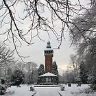 Carillon Tower in The Snow by James1980
