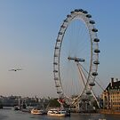 The London Eye by James1980