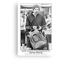 Bryan Cranston - Breaking to Shop Metal Print
