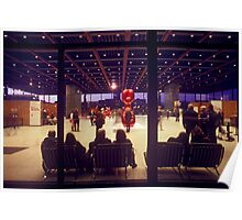 Neue Nationalgalerie, Berlin 2009 Poster