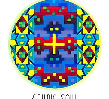 Ethnic Soul by Pom Graphic Design