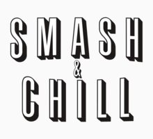 Smash & Chill Kids Tee
