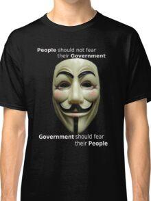 Vendetta Classic T-Shirt