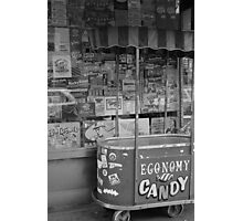 Economy Candy, Lower East Side, NYC Photographic Print