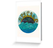Oceania Greeting Card