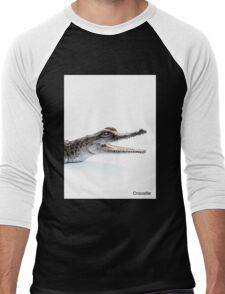 Crocodile Men's Baseball ¾ T-Shirt