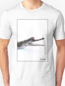 Crocodile Unisex T-Shirt