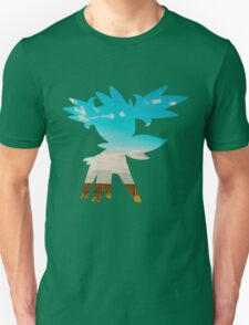 Shaymin (Sky forme) used tailwind Unisex T-Shirt