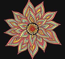 Incandescent Flower by Pom Graphic Design