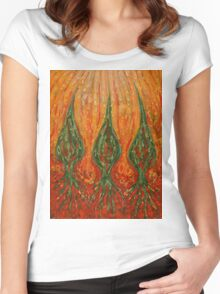 Hot Feelings Women's Fitted Scoop T-Shirt