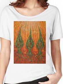 Hot Feelings Women's Relaxed Fit T-Shirt