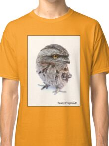 Tawny Frogmouth Classic T-Shirt