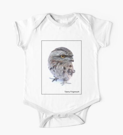 Tawny Frogmouth One Piece - Short Sleeve