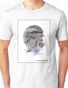 Tawny Frogmouth Unisex T-Shirt