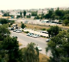 Mini Cars by bohed