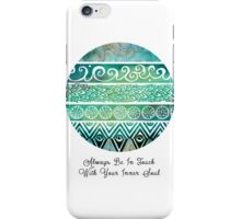 Tribal Evolution Series I iPhone Case/Skin