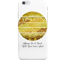 Tribal Evolution Series II iPhone Case/Skin