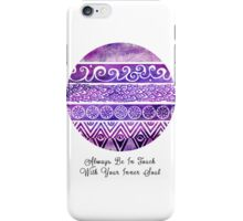 Tribal Evolution Series III iPhone Case/Skin