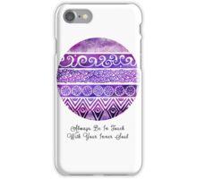 Tribal Evolution Series III iPhone Case/Skin