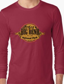 Big Bend National Park, Texas  Long Sleeve T-Shirt