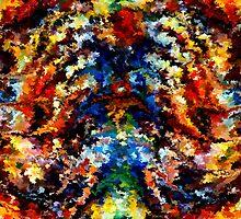 modern composition 13 by rafi talby by RAFI TALBY
