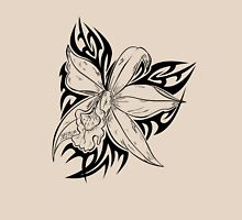 Tattoo with flower Unisex T-Shirt