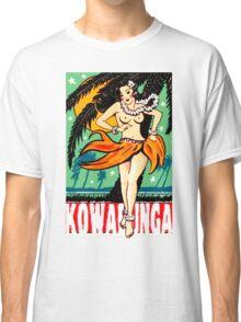 Kowabunga! Classic T-Shirt