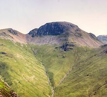 Above Ennerdale by Jamie  Green