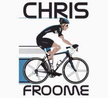 Chris Froome Kids Tee