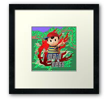 I MAIN NESS Framed Print