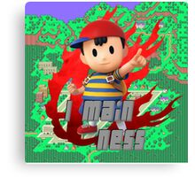 I MAIN NESS Canvas Print
