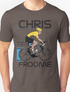 Chris Froome Yellow Jersey T-Shirt